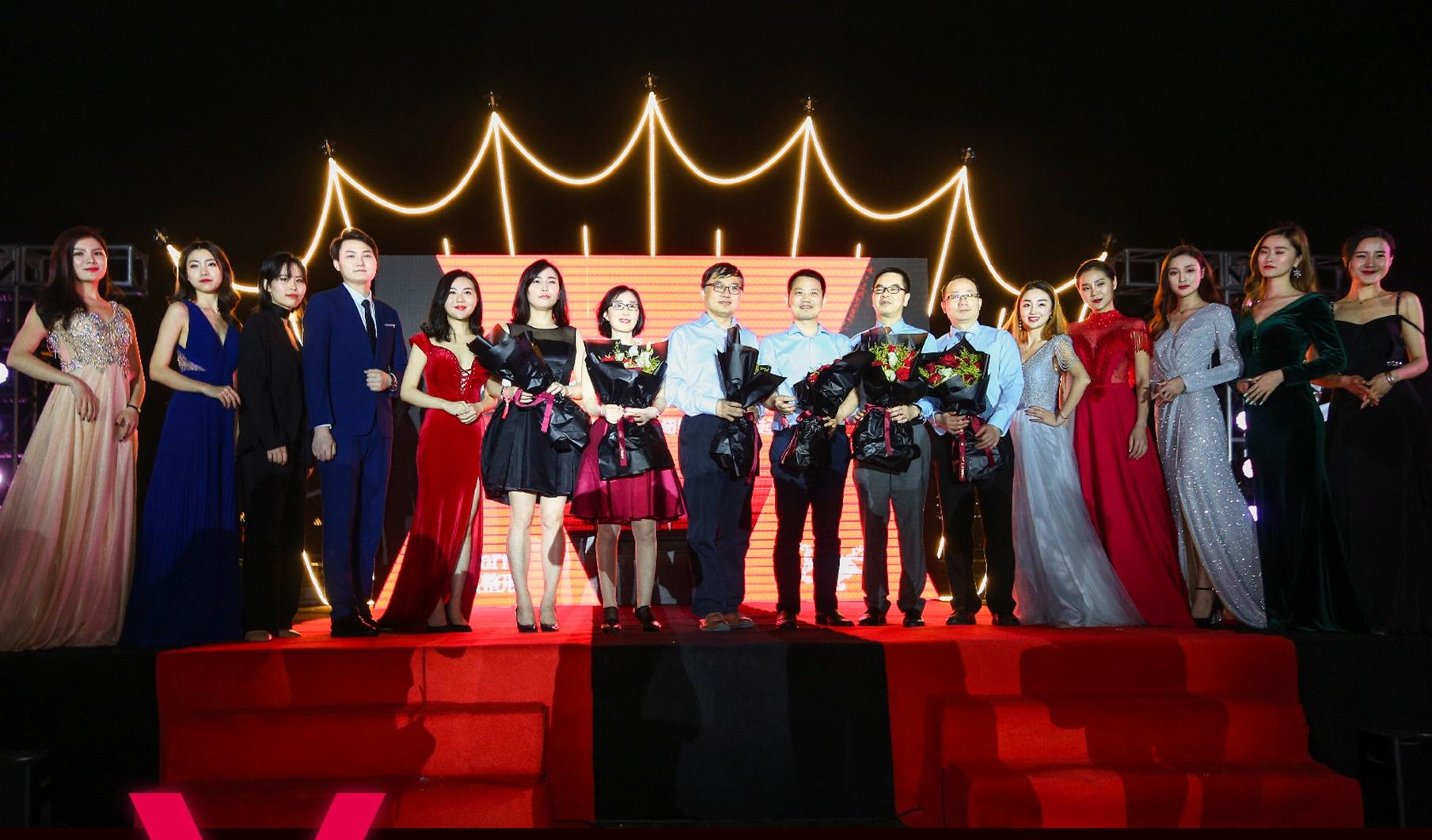 重庆当代整形《摩登之夜·定义时尚》闭馆之夜璀璨开启