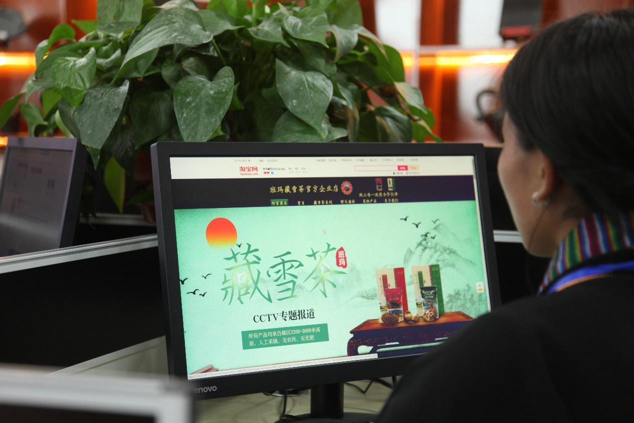 """青海班玛县变身高原淘宝县,阿里5分钟""""卖空""""高原古树茶"""